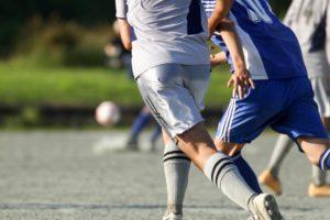 サッカークラブサンプルサイト